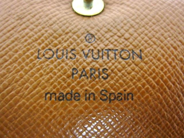 LOUIS VUITTON(ルイヴィトン)のポルト モネ・ジップ