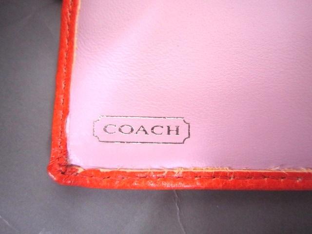 COACH(コーチ)のオプアート