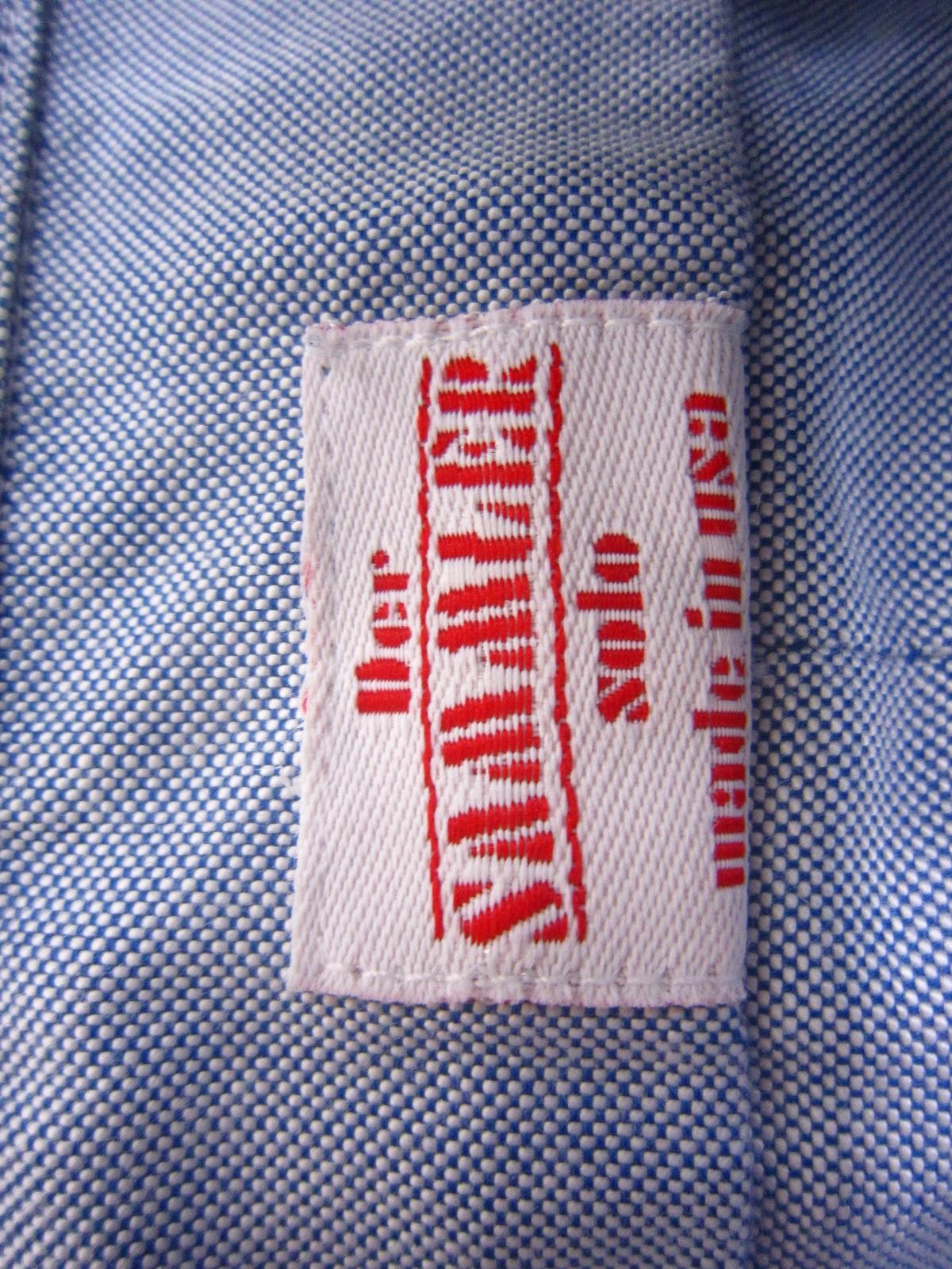 Der SAMMLER SOLO(ディア ザムラーソロ)のシャツ