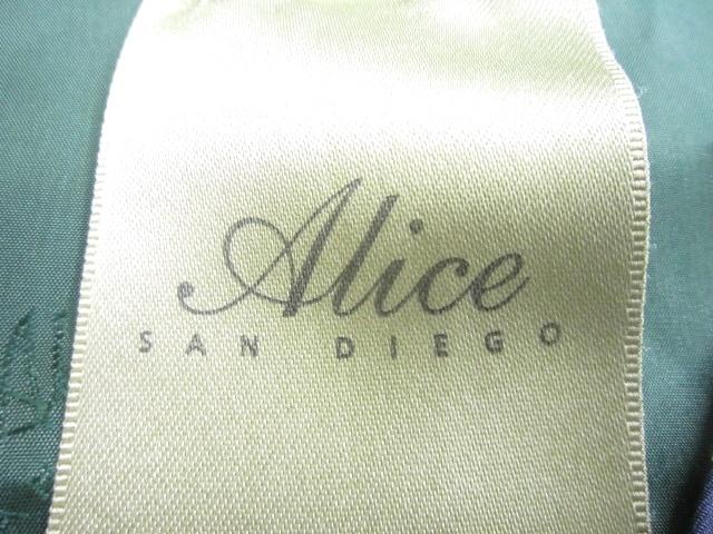 Alice SAN DIEGO(アリスサンディエゴ)のワンピース