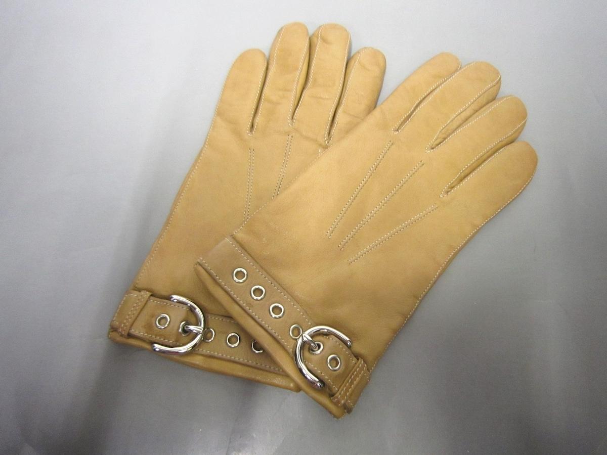 COACH(コーチ)の手袋