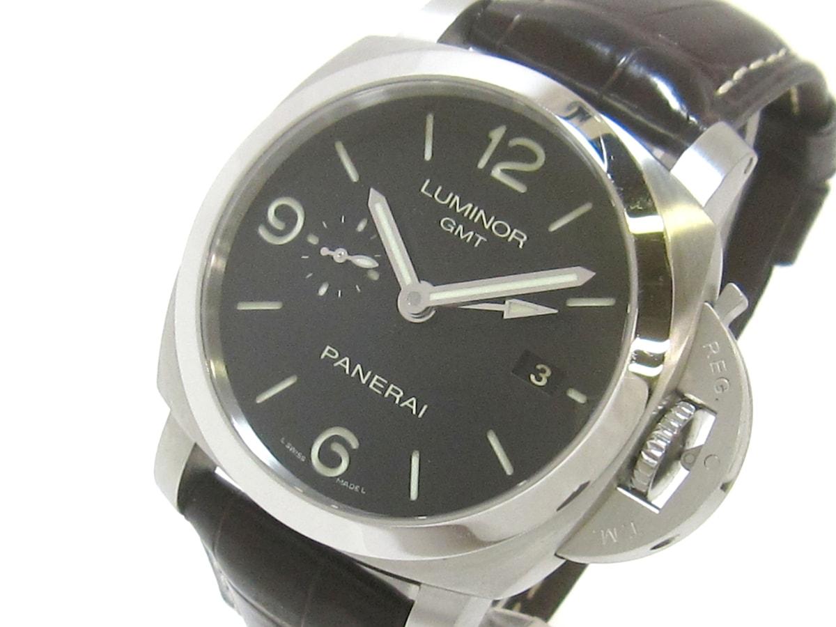 PANERAI(パネライ)のルミノール 1950 3DAYS GMT