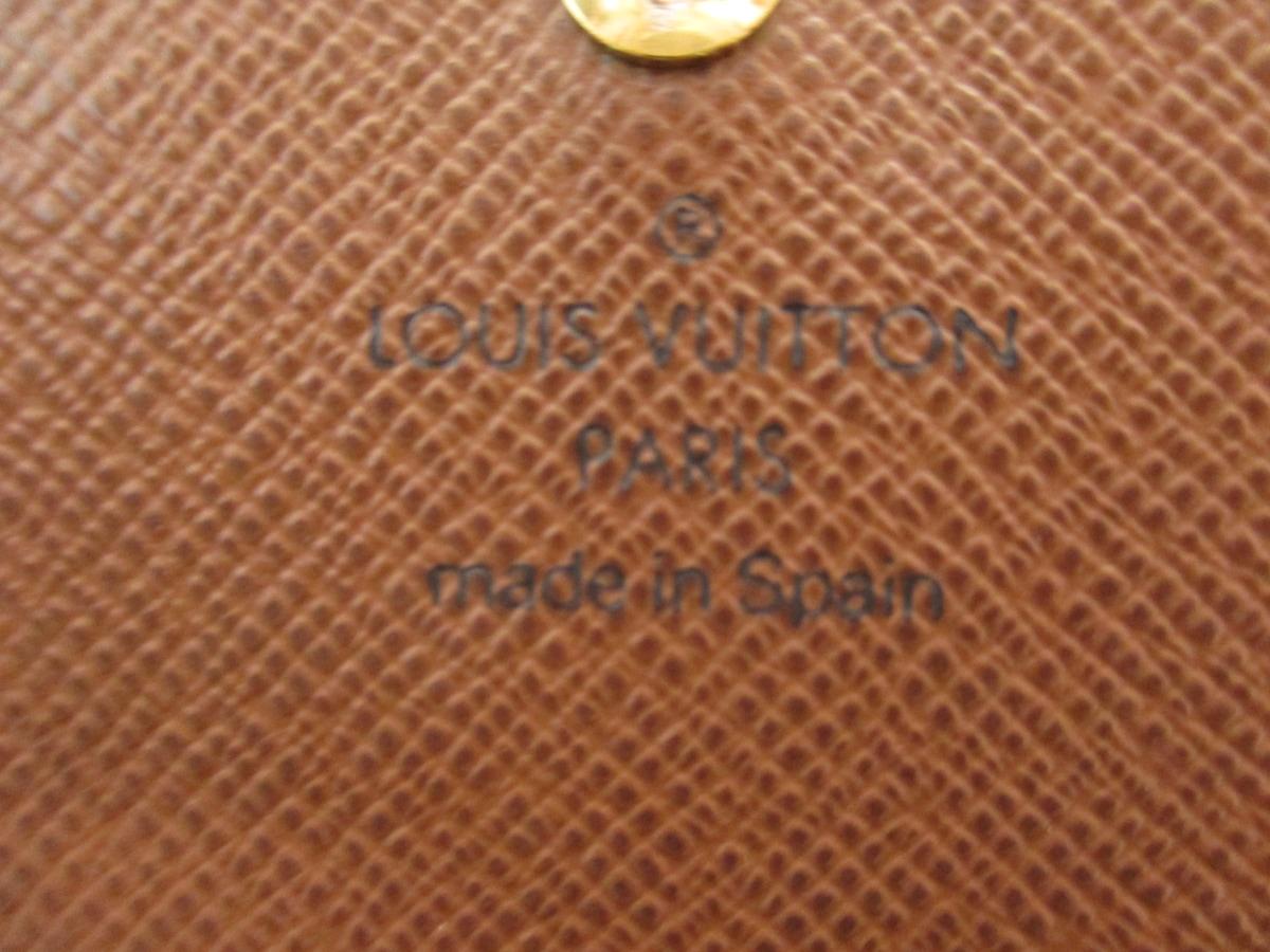 LOUIS VUITTON(ルイヴィトン)のポルトフォイユ・トレゾール