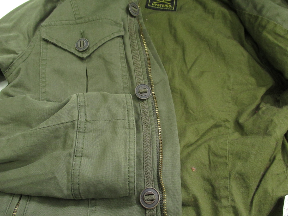 HYSTERIC(ヒステリック)のジャケット