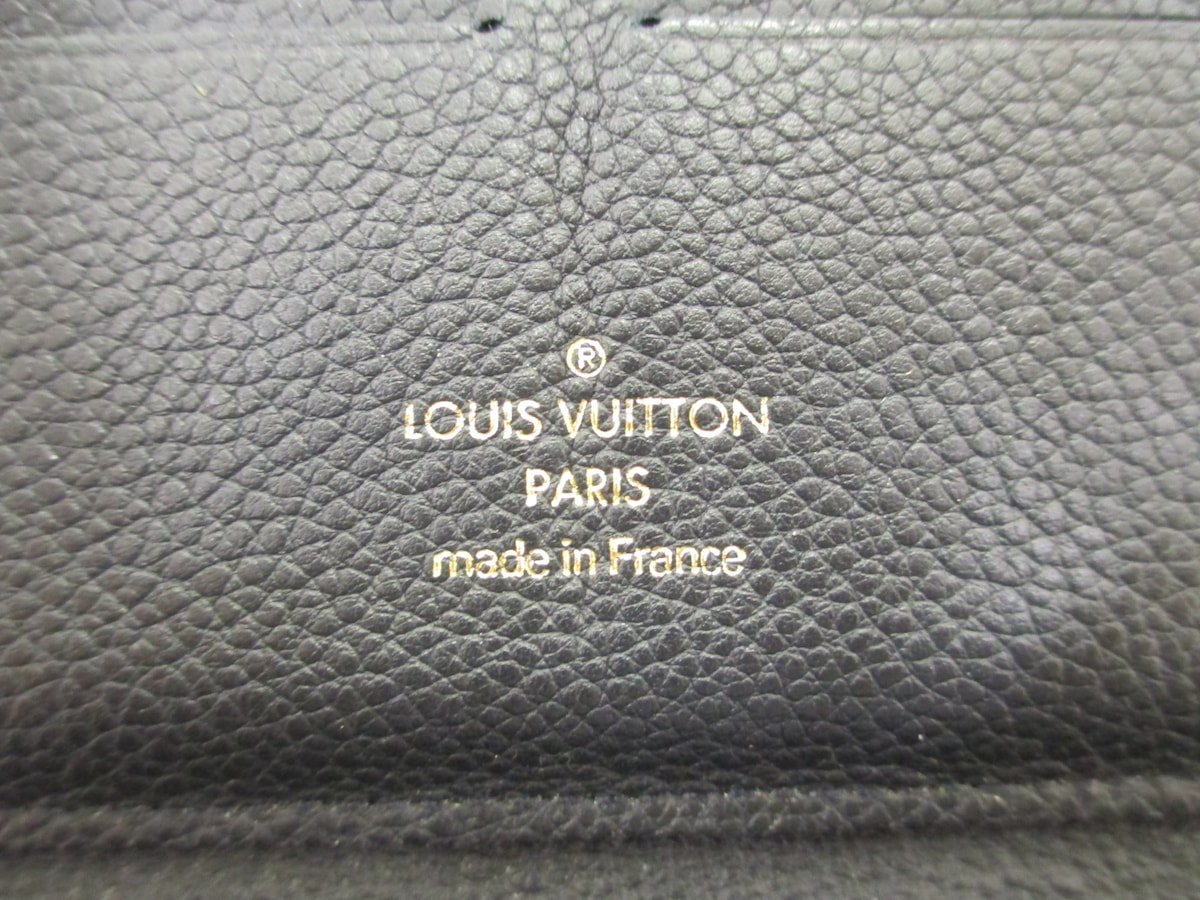 LOUIS VUITTON(ルイヴィトン)のポルトフォイユ・スクレット ロン