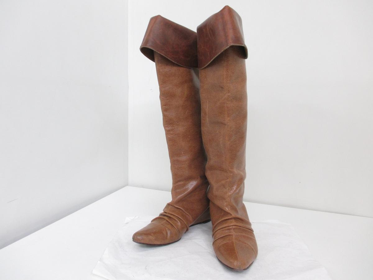 OSMOSIS(オズモーシス)のブーツ