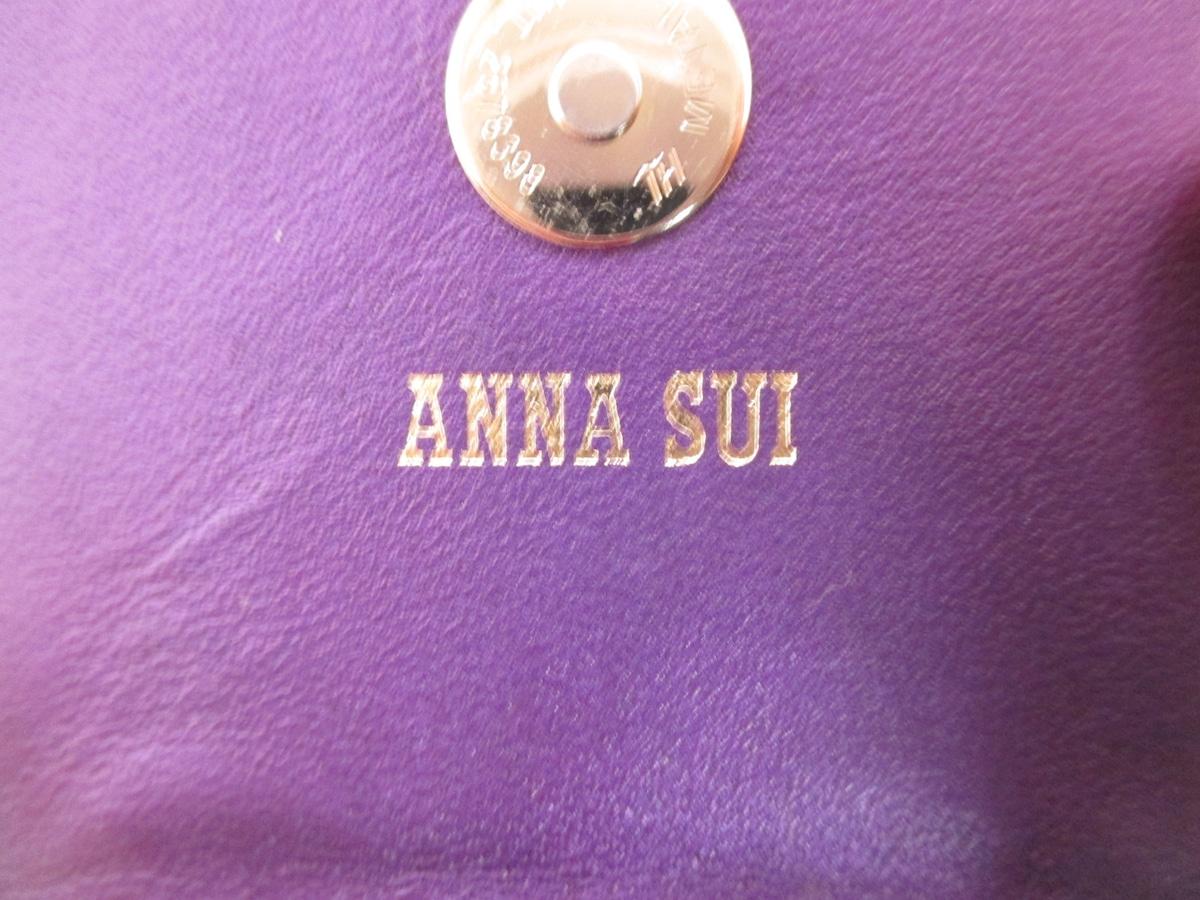 ANNA SUI(アナスイ)の小物入れ