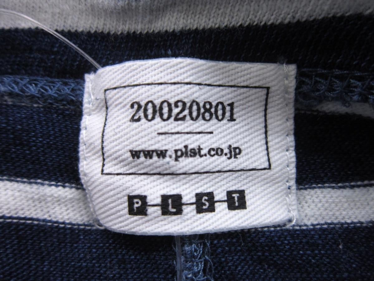 PLS+T(PLST)(プラステ)のカットソー