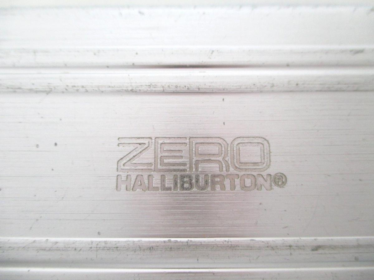 ZERO HALLIBURTON(ゼロハリバートン)のカードケース