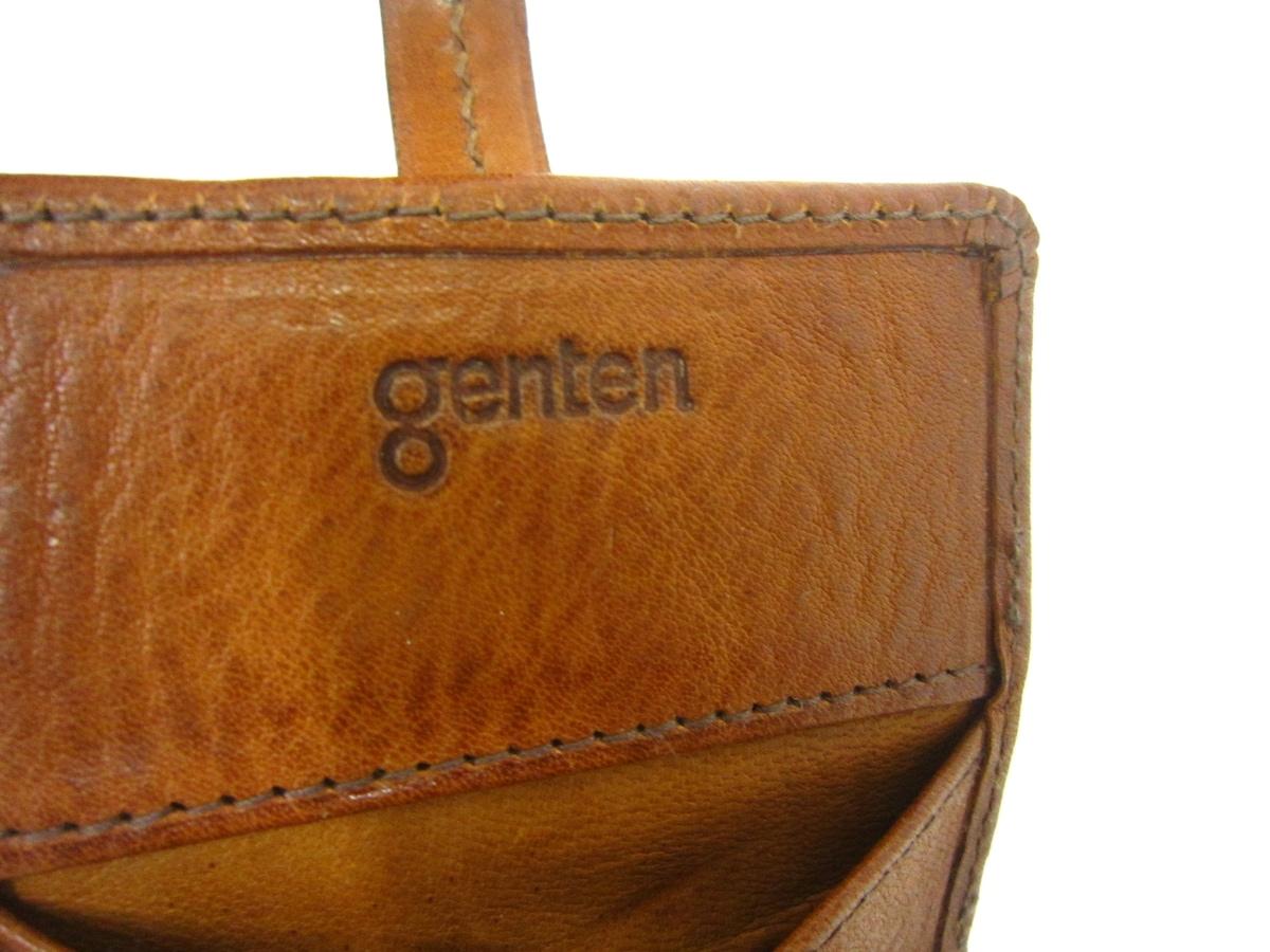genten(ゲンテン)のコインケース