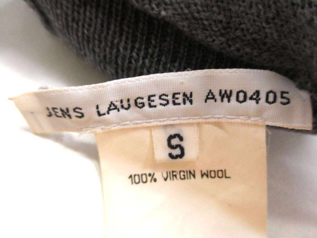 JENS LAUGESEN(イエンスラウガセン)のカットソー