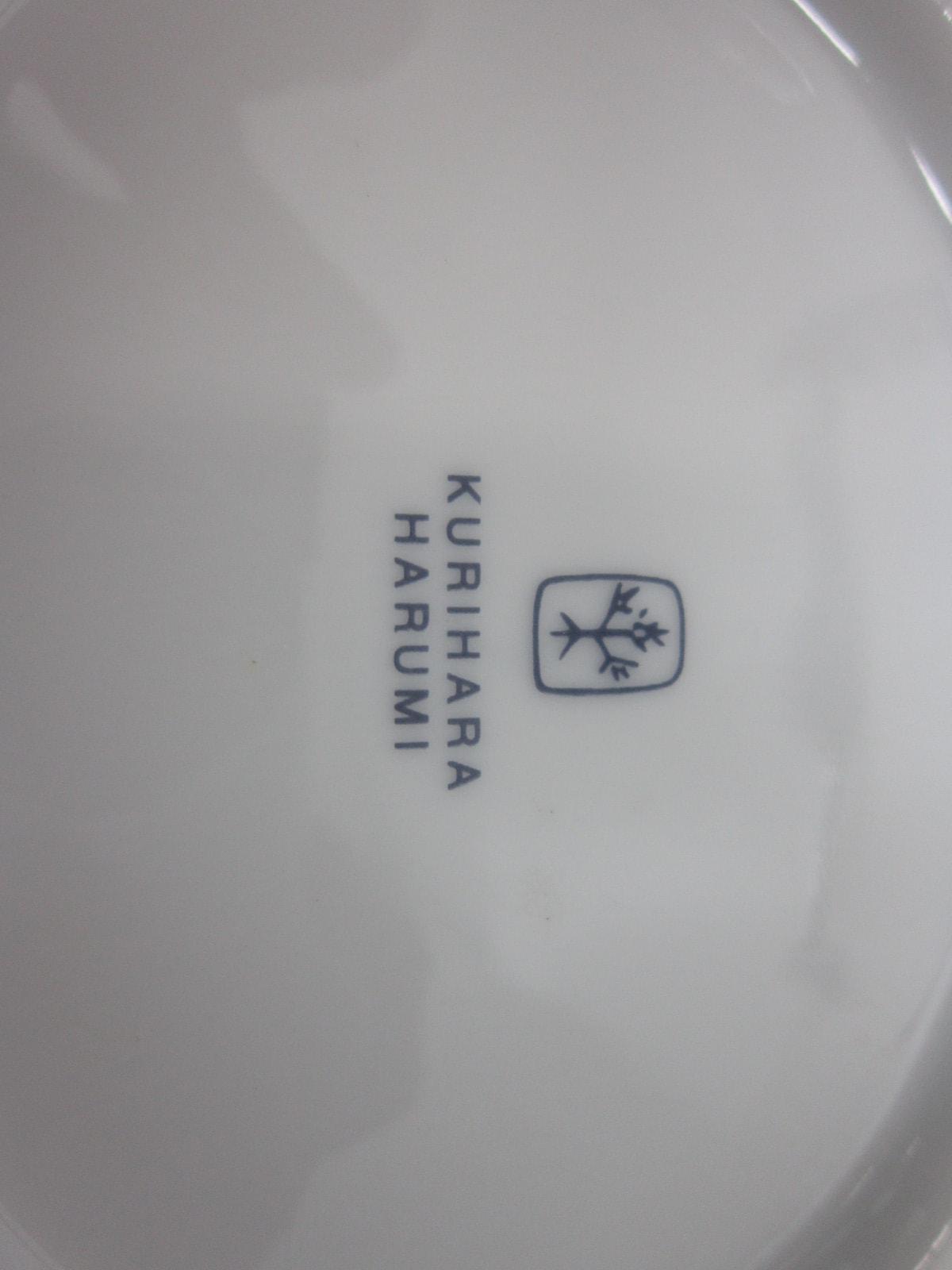 KURIHARA HARUMI(クリハラハルミ)の食器