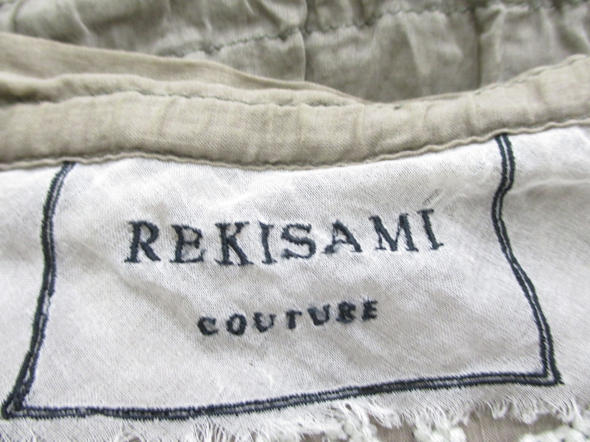 REKISAMI(レキサミ)のチュニック