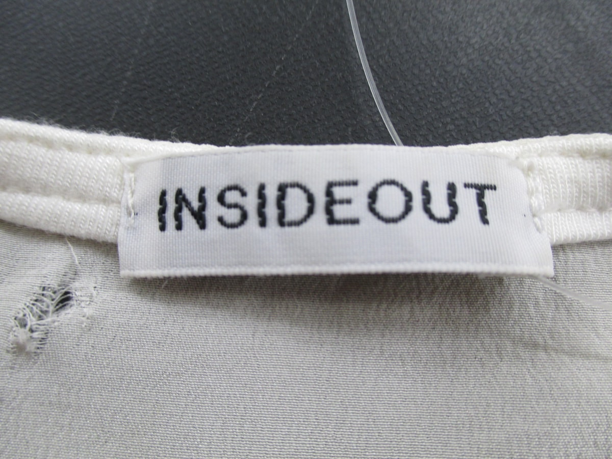 insideout(インサイドアウト)のワンピース