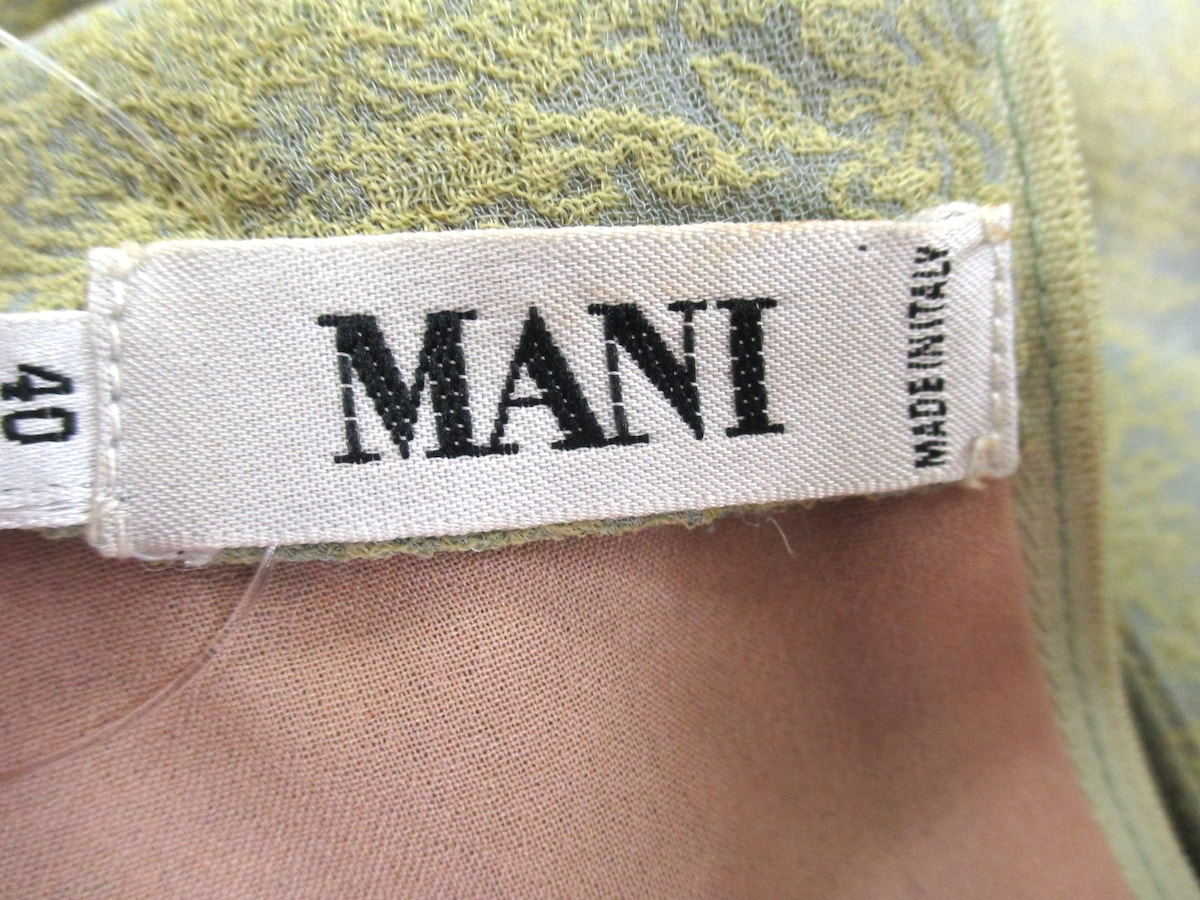 MANI(マーニ)のワンピース