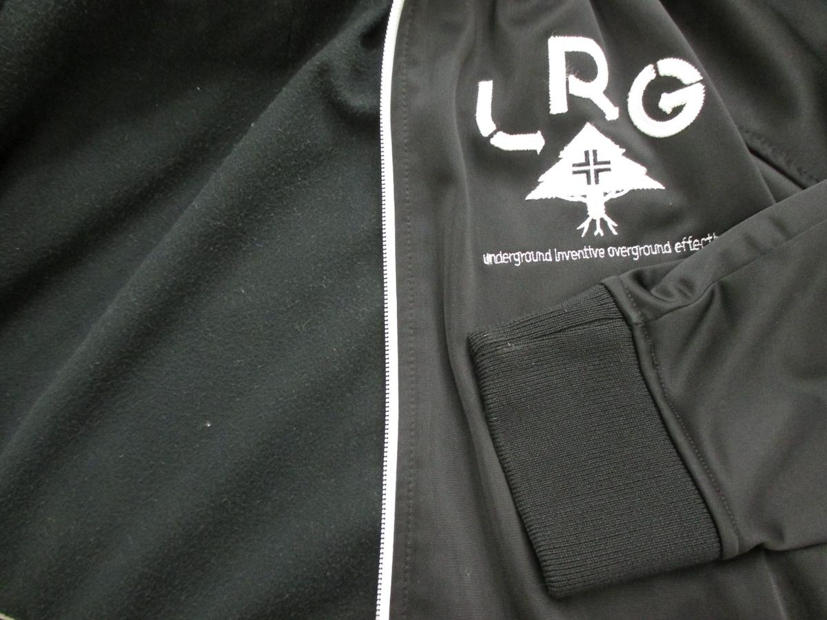 LRG(エルアールジー)のジャージ
