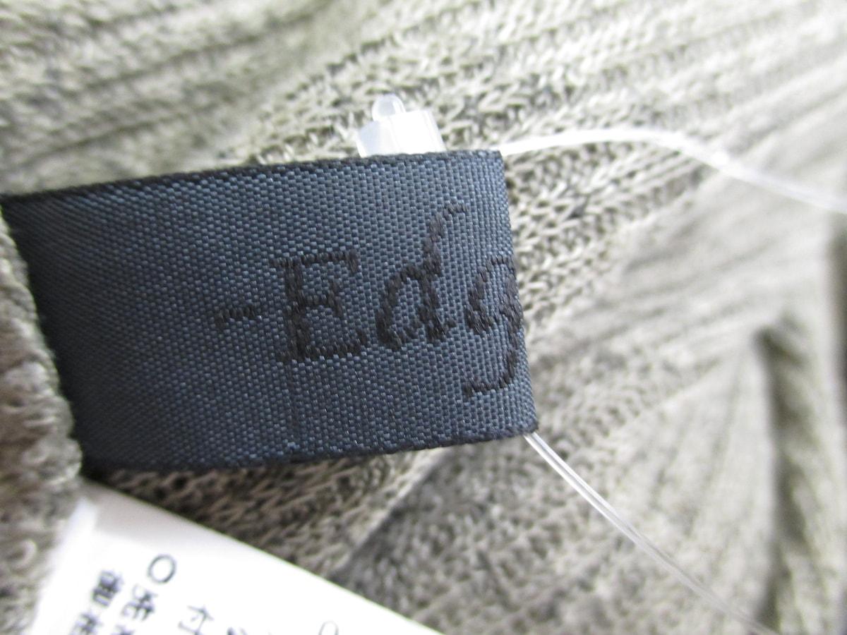 Edge line(エッジライン)のカットソー