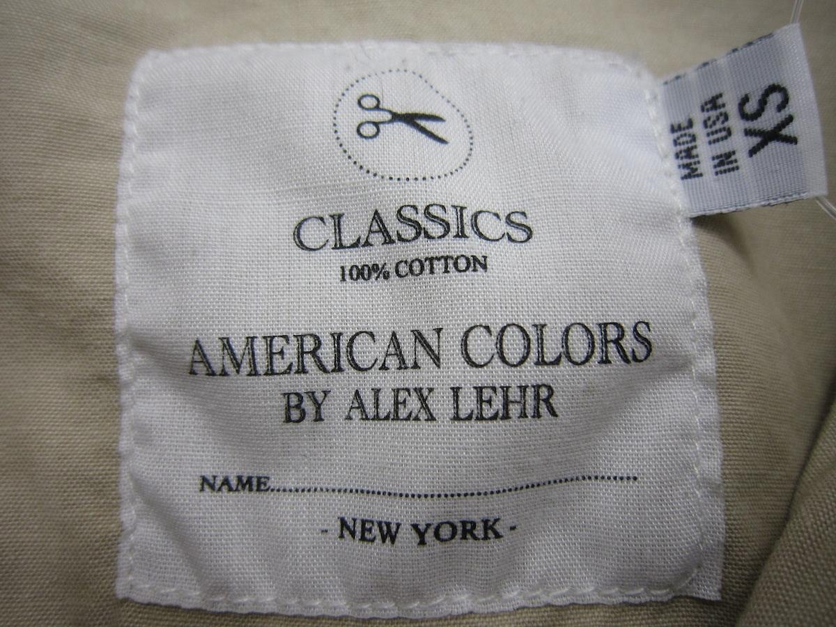 American Colors(アメリカンカラーズ)のチュニック