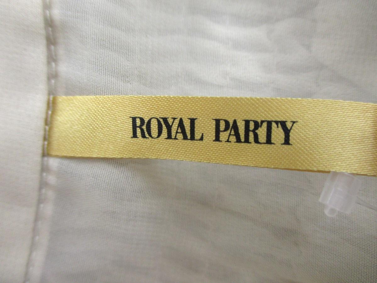 ROYALPARTY(ロイヤルパーティー)のワンピース