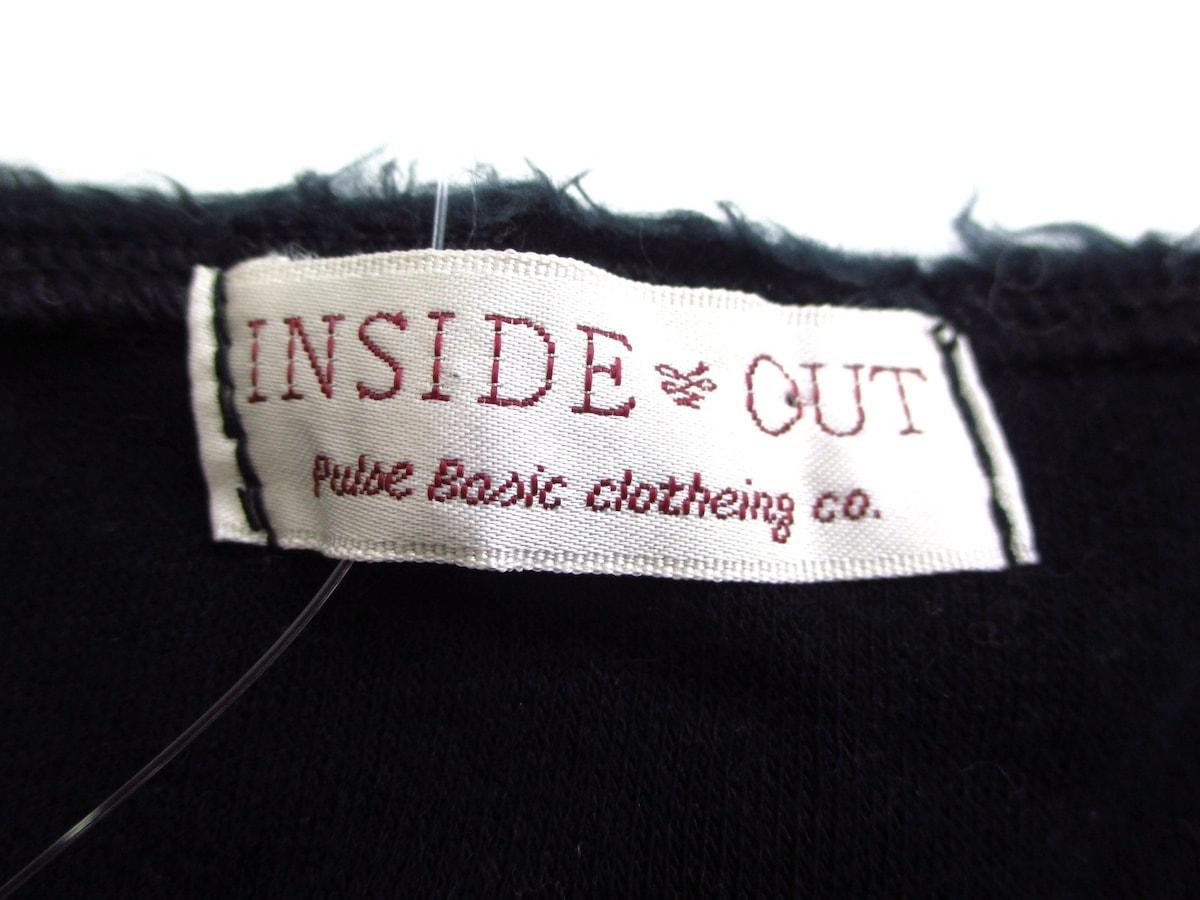 insideout(インサイドアウト)のカットソー