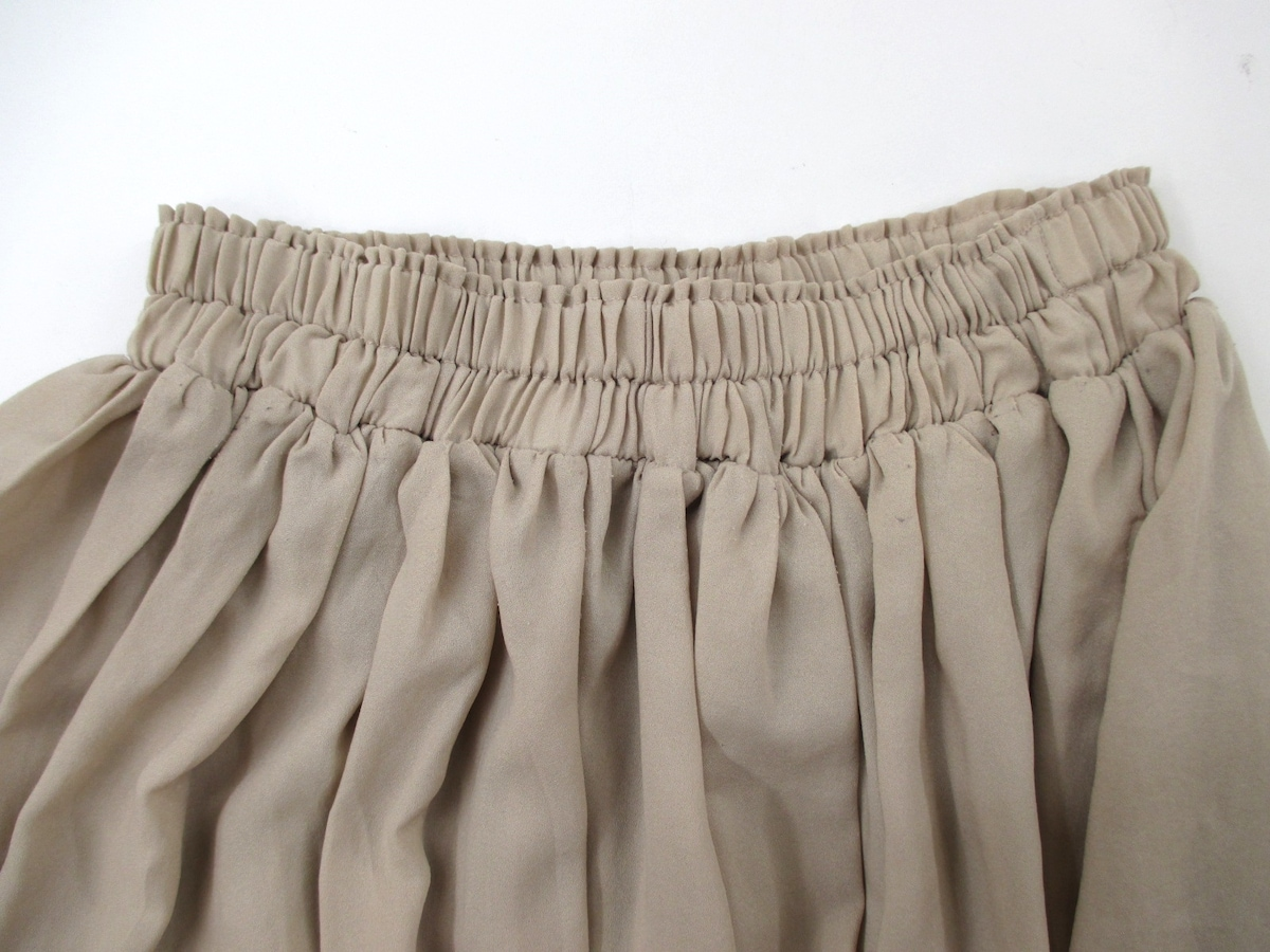 nano universe(ナノユニバース)のスカート