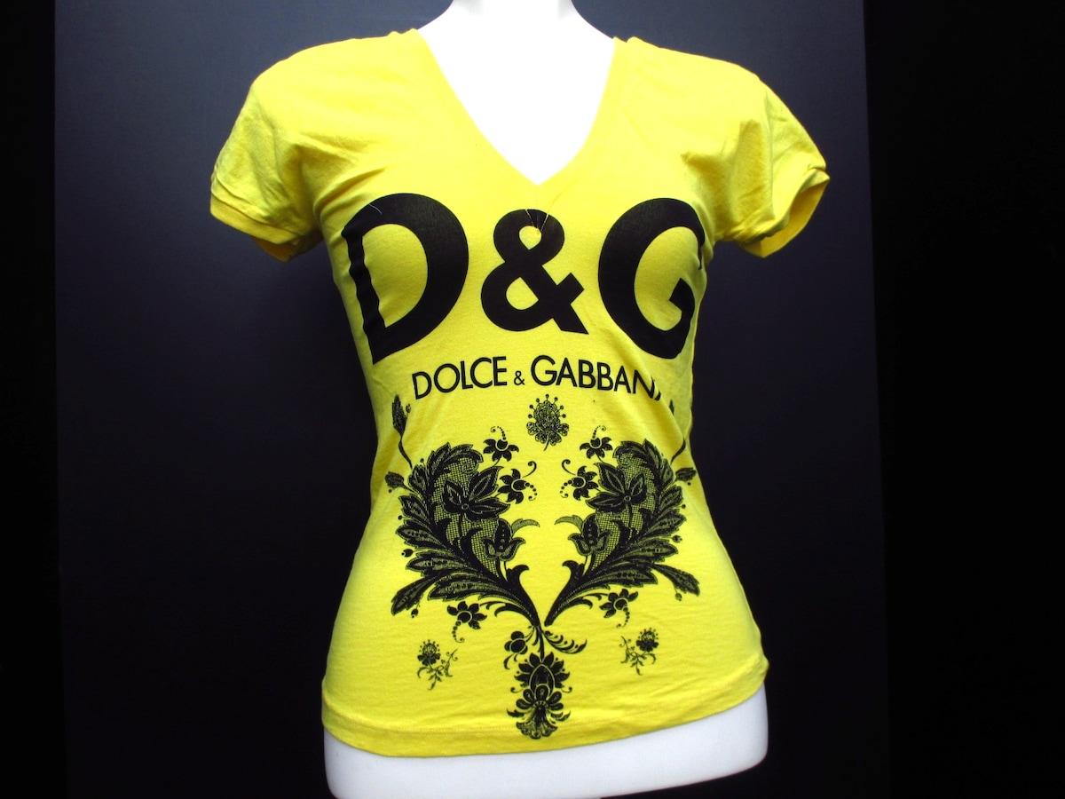 D&G(ディーアンドジー)のカットソー