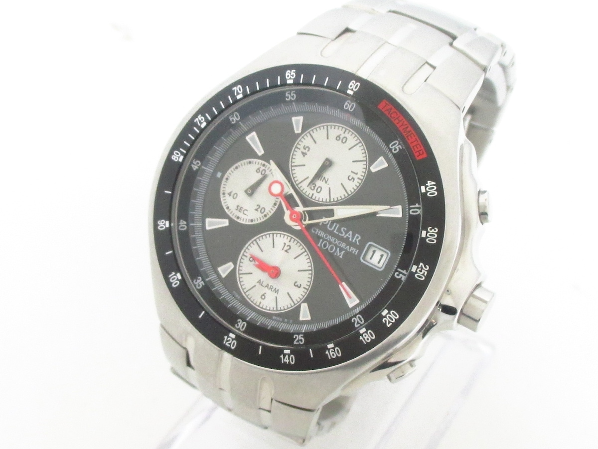 6e338e1e54 PULSAR(パルサー)/腕時計/型番7T62-X085の買取実績/16858843 の買取 ...