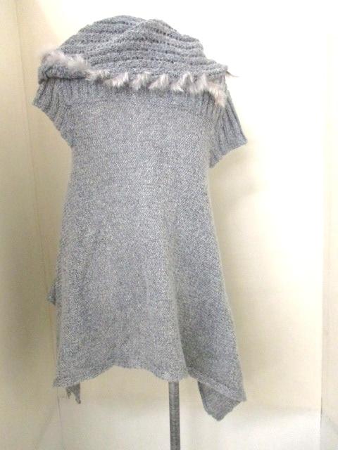 Edge line(エッジライン)のセーター