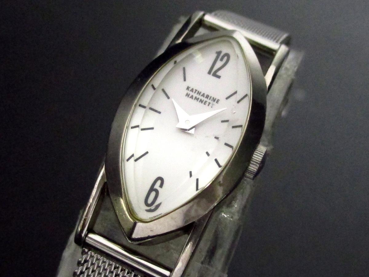 best service 70429 fe1d5 KATHARINEHAMNETT(キャサリンハムネット)/腕時計/型番KH-0006の ...