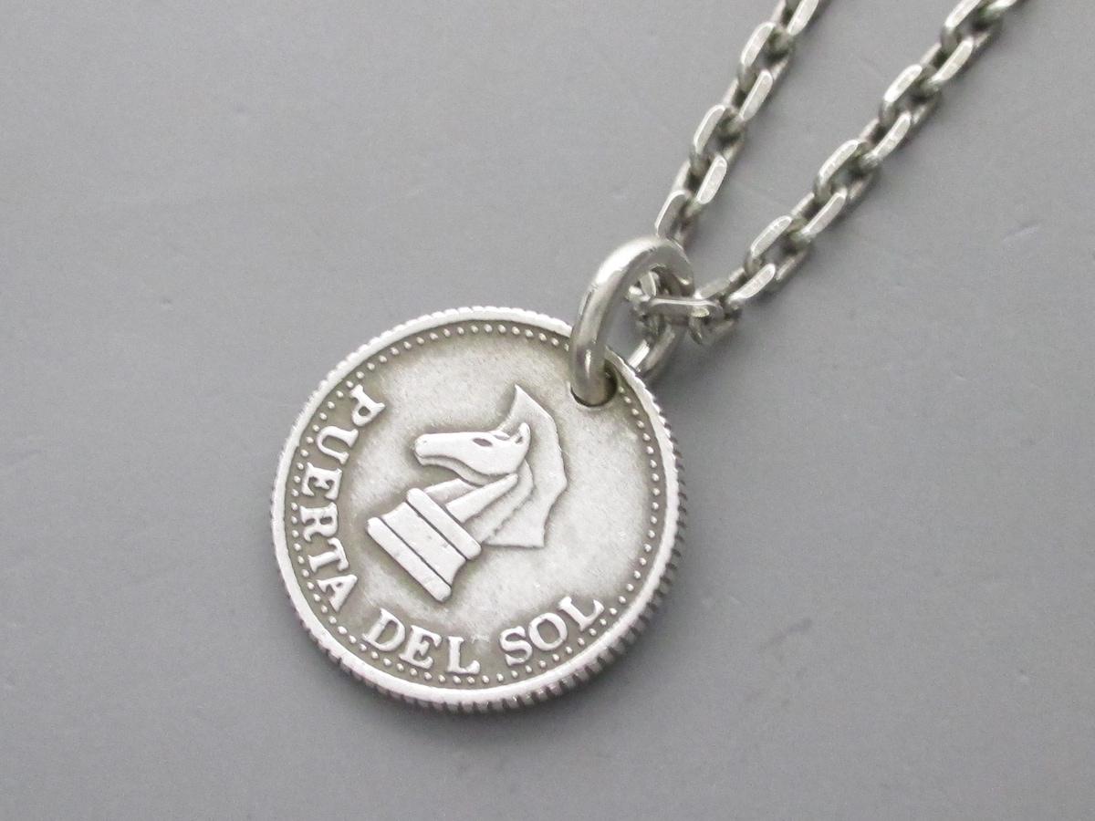 PUERTA DEL SOL(プエルタデルソル)のネックレス