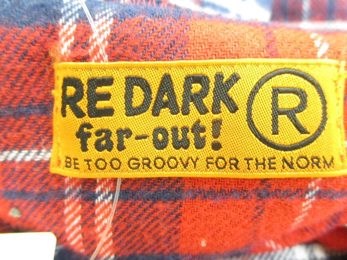 RE DARK(リダーク)のポンチョ