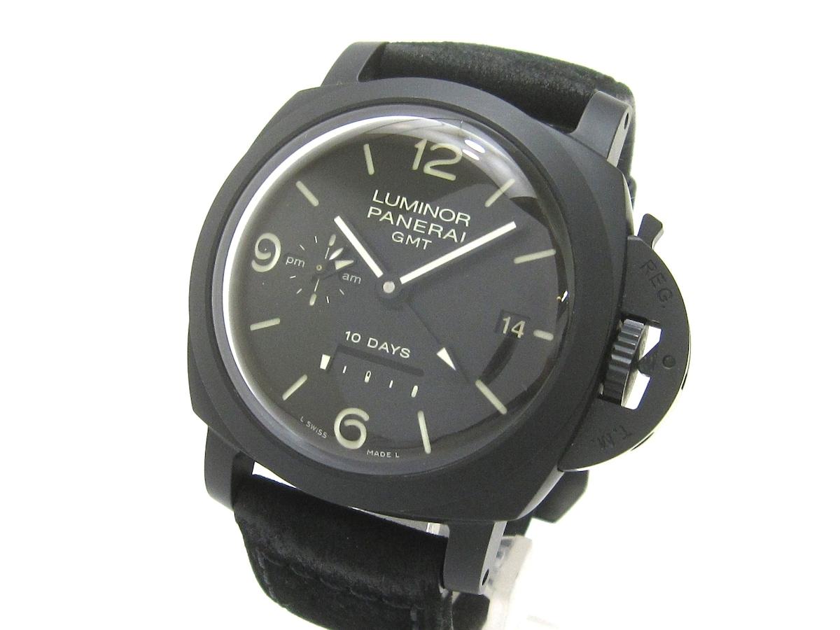 timeless design 75eed ad296 PANERAI(パネライ)/ルミノール 1950 10DAYS GMT/腕時計/型番 ...