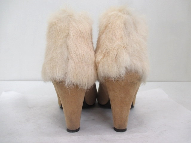 Miel Crishunant(ミエルクリシュナ)のブーツ