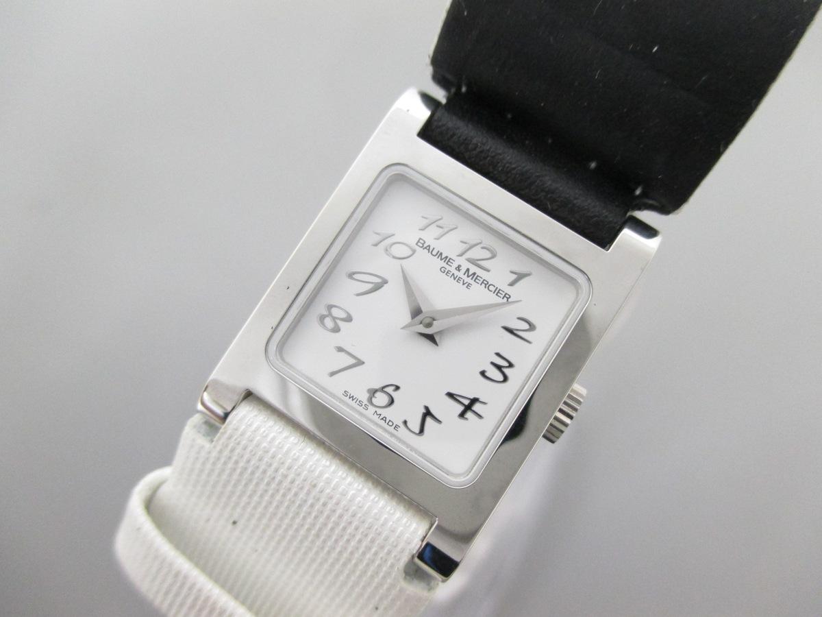 e185e8aec5 BAUME&MERCIER(ボーム&メルシエ)/腕時計/型番65525の買取実績/17423300 ...
