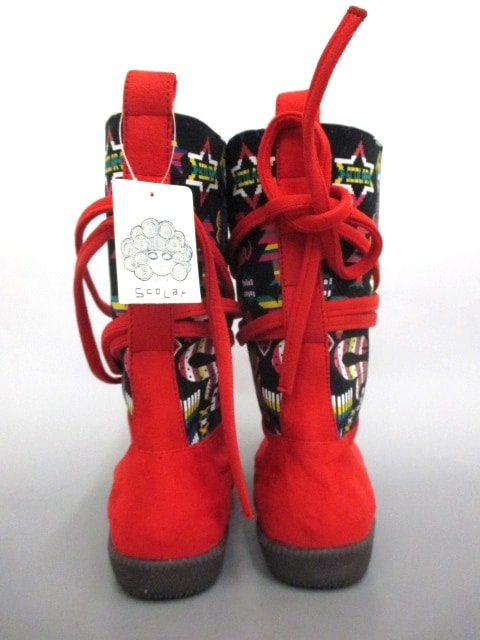 ScoLar(スカラー)のブーツ