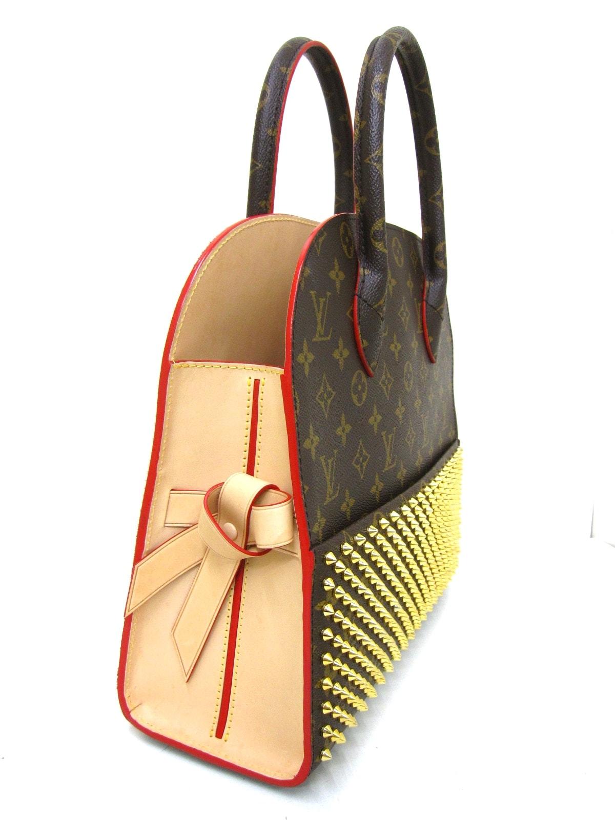 LOUIS VUITTON(ルイヴィトン)のアイコノクラスト ショッピングバッグ