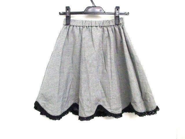 metamorphose temps de fille(メタモルフォーゼ タンドゥフィーユ)のスカート