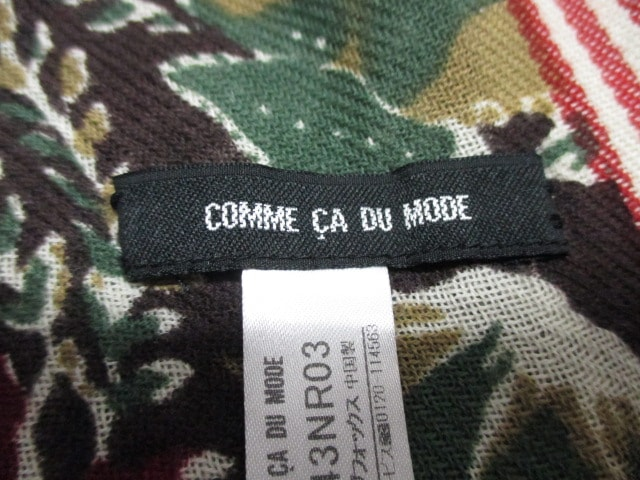 COMME CA DU MODE(コムサデモード)のマフラー
