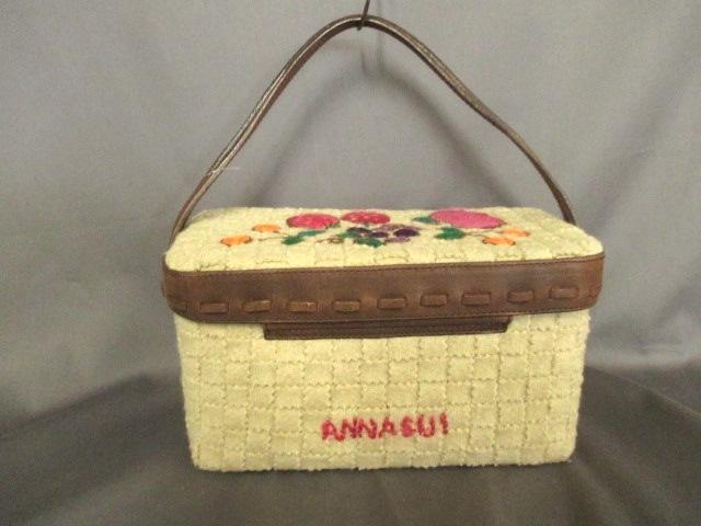 ANNA SUI(アナスイ)のバニティバッグ