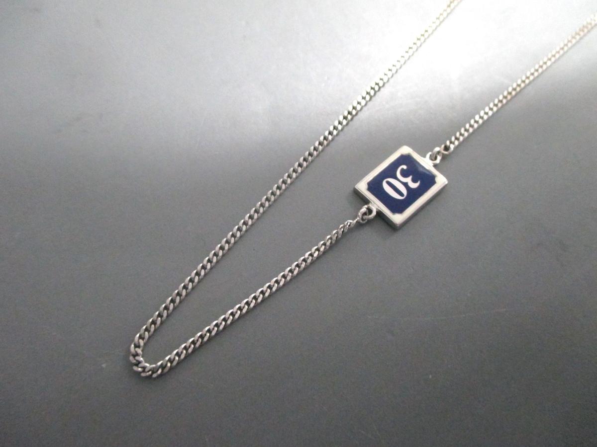 promo code 84f99 cd7db Dior HOMME(ディオールオム)/ネックレスの買取実績/18617916 の ...