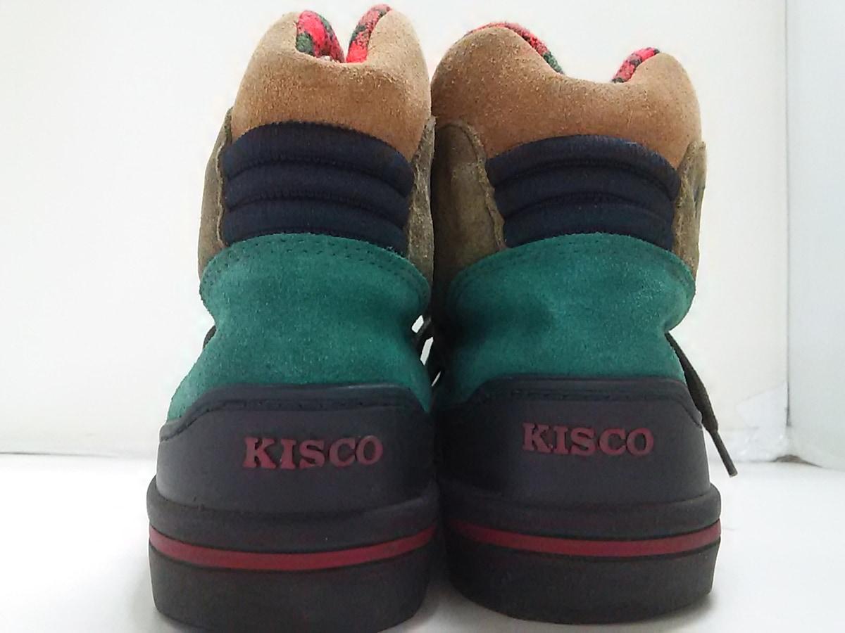 KISCO(キスコ)のスニーカー