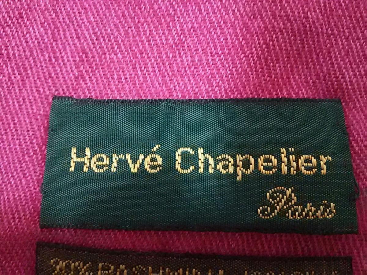 Herve Chapelier(エルベシャプリエ)のマフラー
