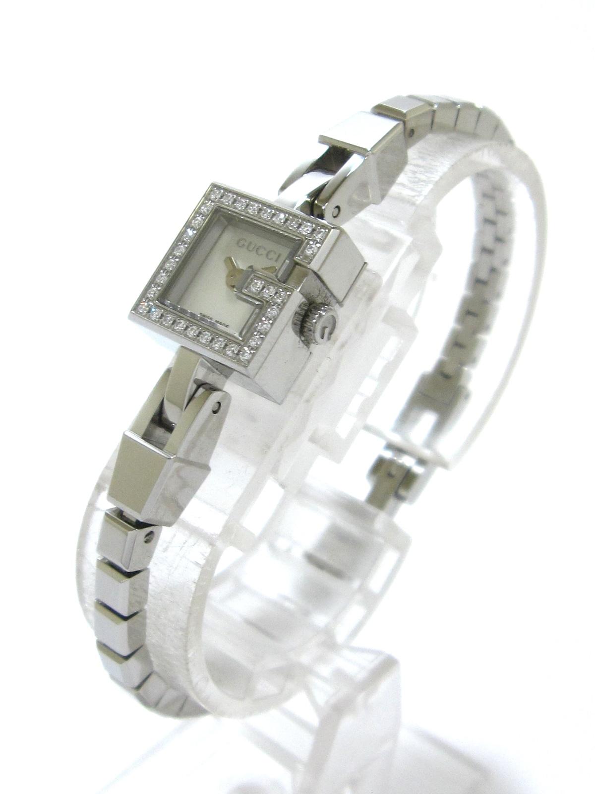 9d2da36d43c GUCCI(グッチ) 腕時計 型番102 YA102541の買取実績 18886835 の買取 ...