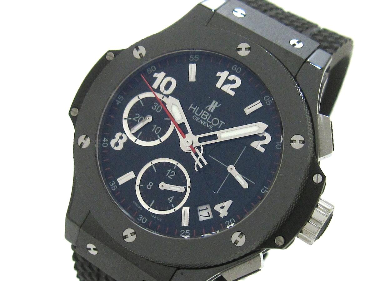 quality design 88484 120a7 HUBLOT(ウブロ)/ビッグバン ブラックマジック/腕時計/型番342.CX ...