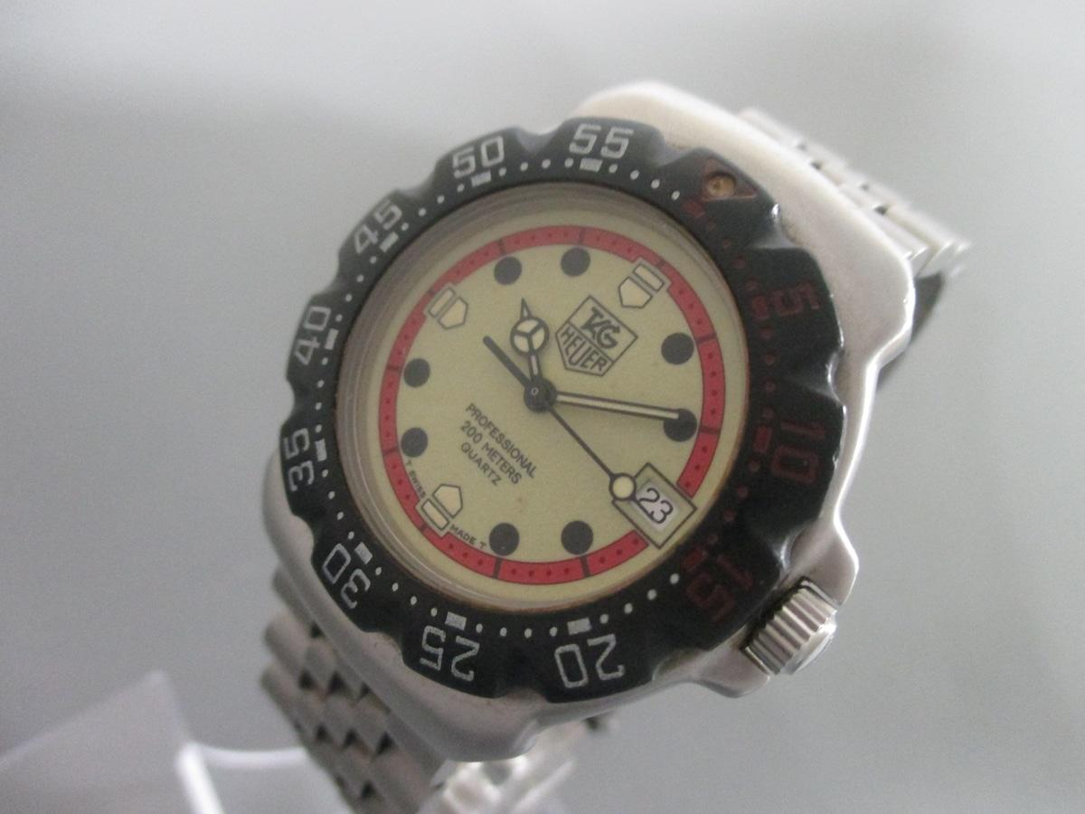 11ed2b1e50 TAG Heuer(タグホイヤー)/プロフェッショナル200/腕時計/型番WA1211の ...