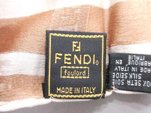 FENDI(フェンディ)のズッキーノ柄
