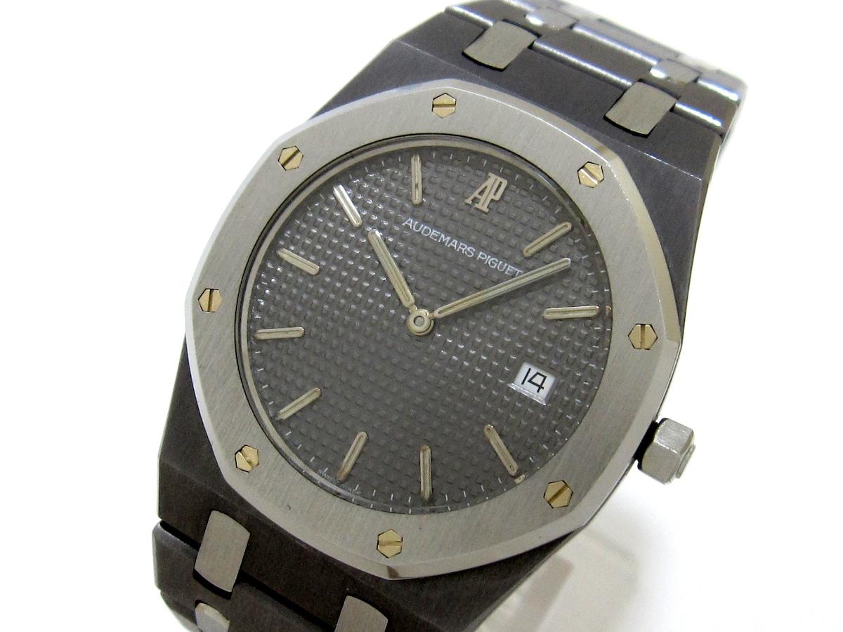 big sale 3cd1c f8ea5 AUDEMARS PIGUET(オーデマ・ピゲ)/ロイヤルオーク/腕時計の買取 ...
