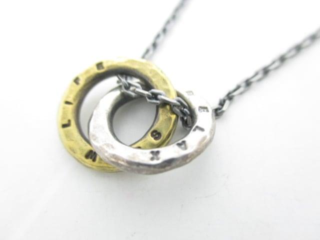 Atease(アティース)のネックレス