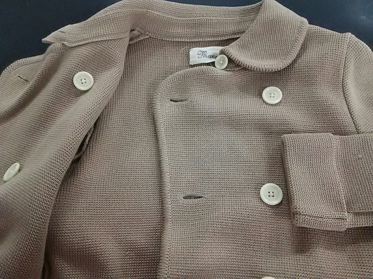 MANNA(マンナ)のジャケット
