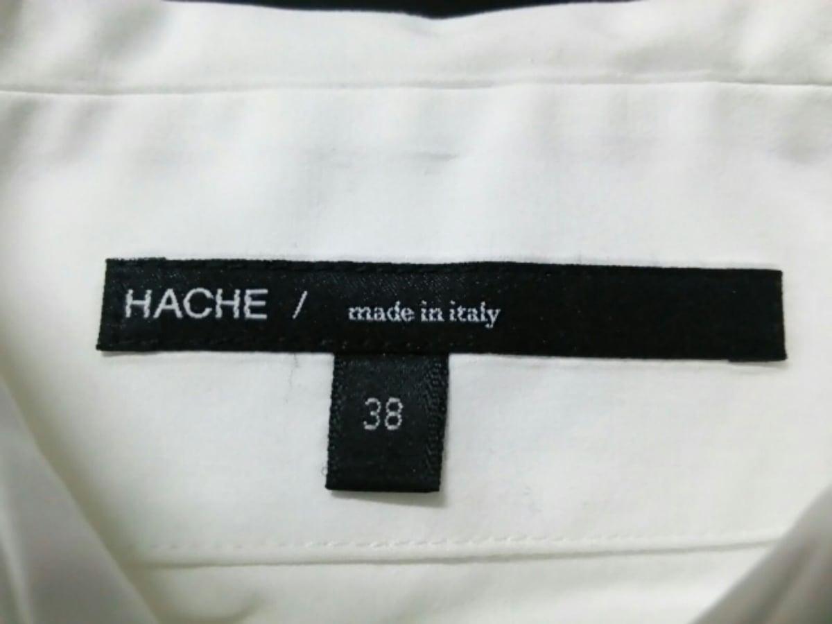 HACHE(アッシュ)のシャツブラウス